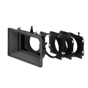 "4""x4.56"" LMB-5 Clip-On Matte Box"