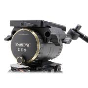 Cartoni C20S Dutch Head