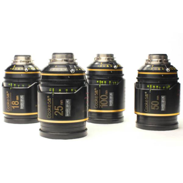 Cooke 5/i Prime Lenses, T 1.4