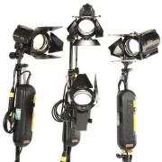 Dedolight 4x100w 4x150W kit