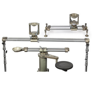 GF Bangi Slider system 1,4\2m 50kg load 150mm ball