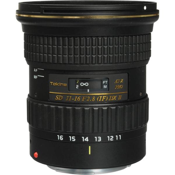 Tokina AT-X 116 PRO DX-II 11-16mm f/2.8
