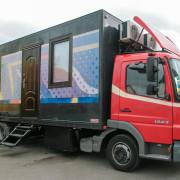 2 Station MakeUp Truck – Mercedes Atego
