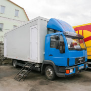 WC Truck Autonomous Portable